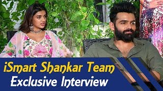iSmart Shankar Team Exclusive Interview | Ram | Nidhhi Agerwal | Puri Jagannadh | ABN Entertainment