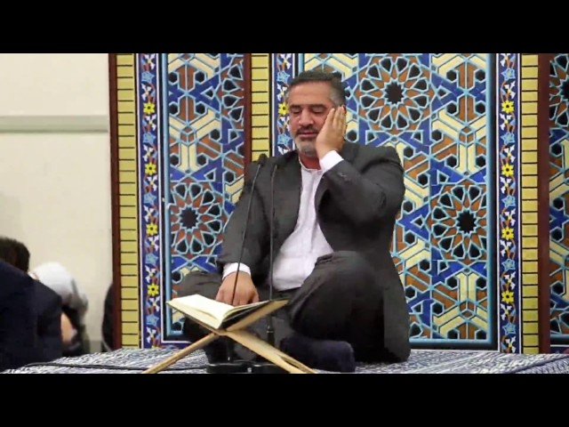 Beautiful Quran recitation in Presence of Ayt Khamenei 2016