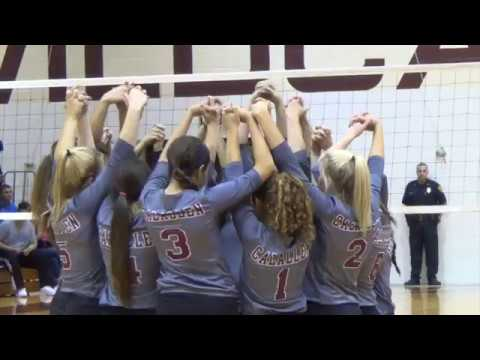Camryn Flores #3 - Texas 5A All State Volleyball Selection - Calallen High School Wildcats