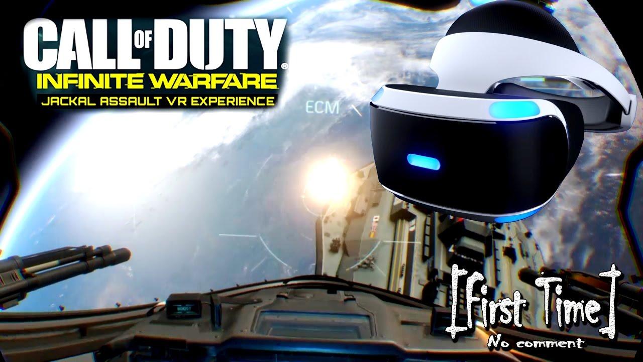Ps4 Vr Call Of Duty Infinite Warfare Jackal Assault Vr