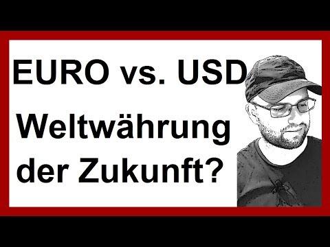 Darum ist der Euro unfähig Weltleitwährung zu werden! ( Traden lernen für Anfänger)