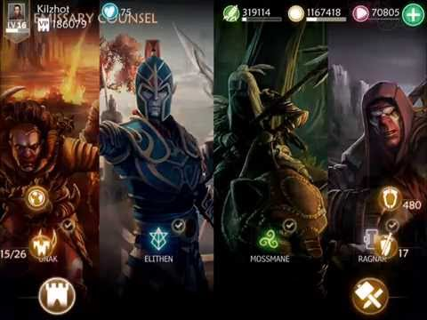 Dawn of Titans Emissary Counsel
