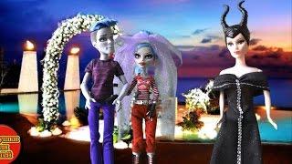 Куклы Monster High ВСЕ СЕРИИ ПОДРЯД Мультики куклами Монстер Хай на русском новые истории про кукол