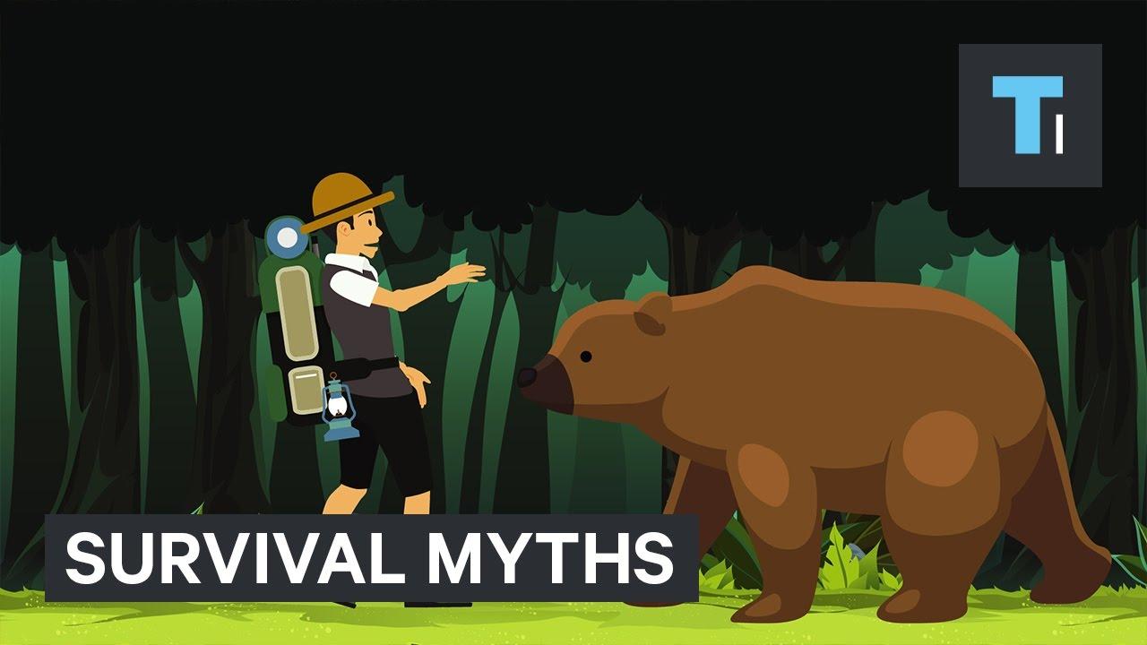 5 митови за преживување кои всушност може да ве убијат