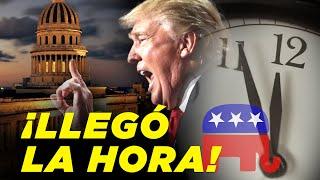 """Trump Toma El Control Del Partido Republicano: Comienza La Fase De """"limpieza"""""""