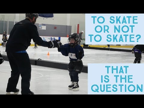 Learn to Skate Class #1 | Kids' Ice Hockey