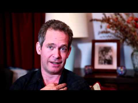 Tom Hollander & Griff Rhys Jones talk about Childish Things