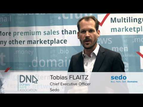 Domain Name Industry Leaders: Tobias Flaitz (2015)