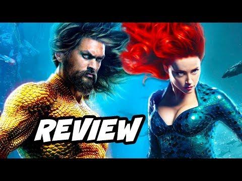 Aquaman Early Review Breakdown - NO SPOILERS