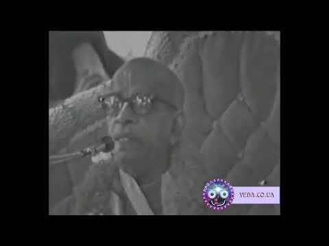 Шримад Бхагаватам 1.8.23 - Шрила Прабхупада