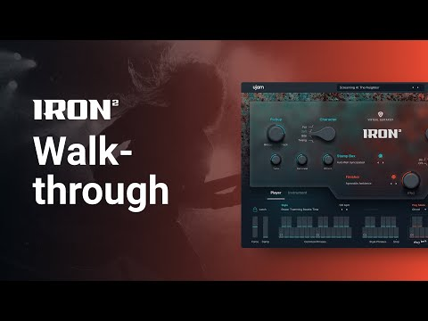 Walkthrough | Virtual Guitarist IRON 2