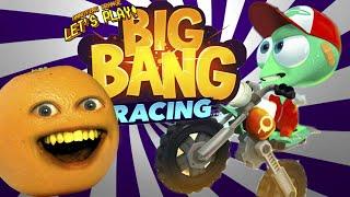 Annoying Orange Plays - Big Bang Racing