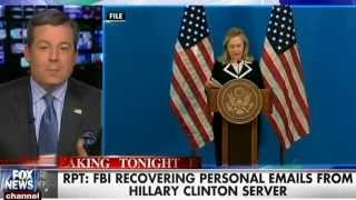 FBI Has Now Recovered Hillary Clinton