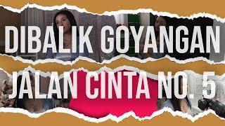 """DIBALIK GOYANGAN DESY THATA """" JALAN CINTA NO.5 """" PART 1 ( VLOG-E-DETE )"""
