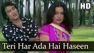Daulat - Teri Har Adda Hai - Kishore Kumar - Asha Bhosle