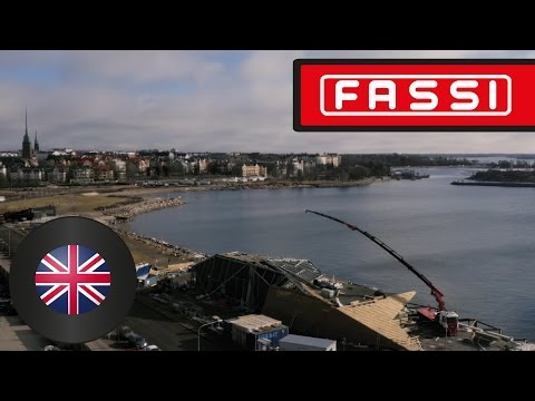 Fassi F2150RAL, a revolution in knuckle boom cranes