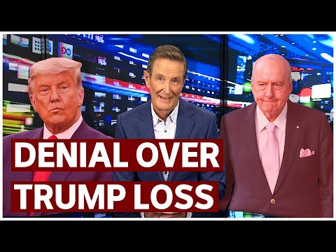 Trump's election loss rejected by media commentators | Media Watch