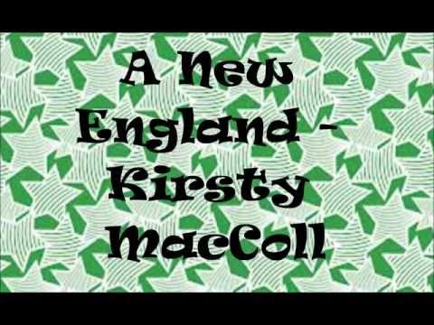 A New England - Kirsty MacColl Lyrics