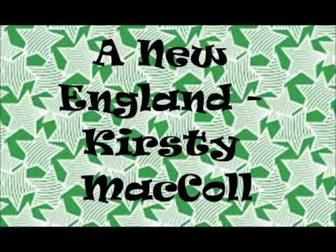 A New England - Kirsty MacColl Lyrics