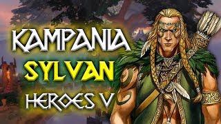 ⚔️ Heroes of Might and Magic V - Kampania Sylvan - Na żywo