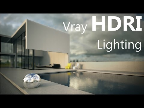 Vray HDRI Tutorial In 3ds Max