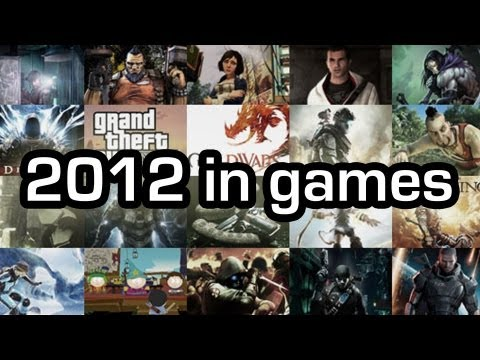 2012-in-games---full-year-compilation
