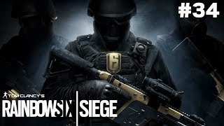 Tom Clancy's Rainbow Six Siege: Отличный ход #34