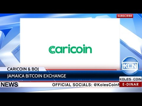 KCN News: Caricoin to create Bitcoin exchange in Jamaica