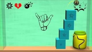 Test du jeux tigerball sur smarphones
