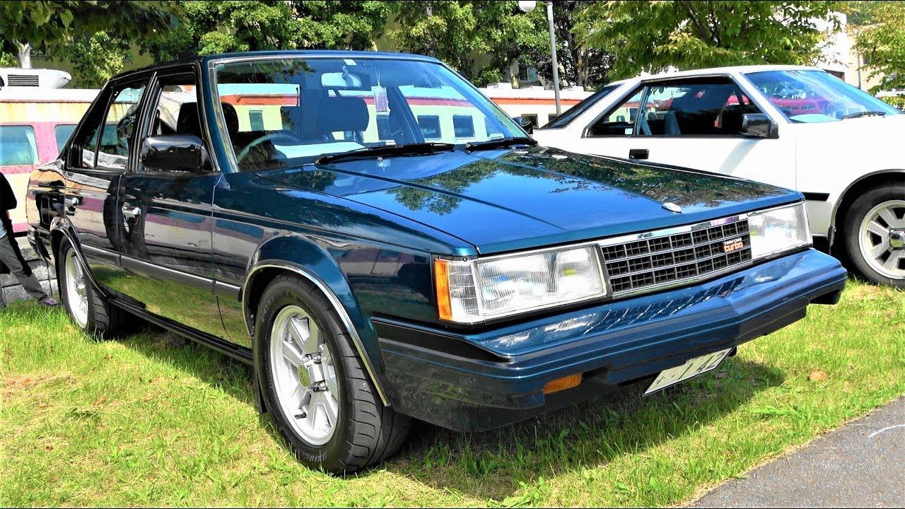 1984 TOYOTA CORONA GT-TR TWINCAN TURBO (TT142) トヨタ・コロナ ...