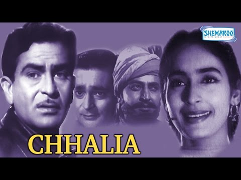 Chhalia - Raj Kapoor - Nutan - Hindi Full Movie