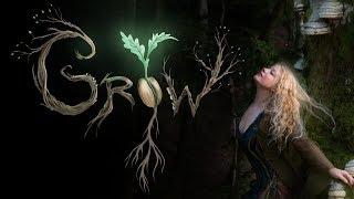 Priscilla Hernandez - GROW (Nature Relaxing Music) Grounding Meditation