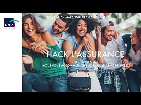 Retour sur le 1er hackathon organisé par CNP Assurances : Hack l'assurance !