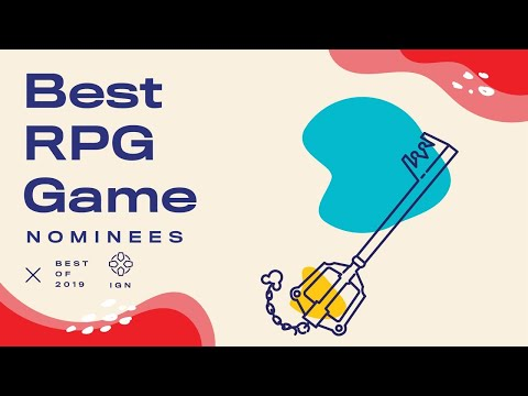 IGN's 2019 Best RPG Nominees
