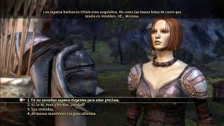 Dragon Age: Origins - Parte 9.5 DE PICO DEL SOLDADO AL CAMPAMENTO Y VUELTA - Hatox