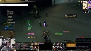 Playing World of Warcraft