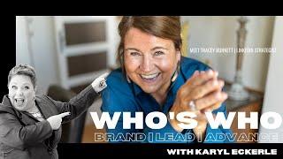 Whos Who w/Tracey Burnett