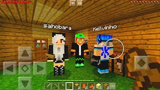 DESAFIO: 100 DIAS NA SEED DO HEROBRINE! MINECRAFT POCKET EDITION EP 1