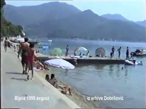 BIJELA  AVGUST 1998