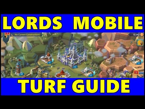 Lords Mobile Turf Guide (Tutorial)