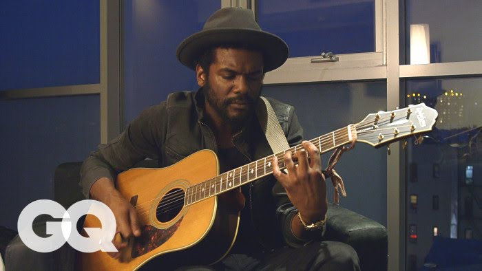 gary clark jr the healing acoustic how i wrote that song youtube. Black Bedroom Furniture Sets. Home Design Ideas