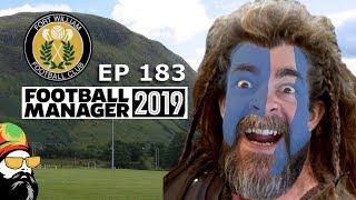 FM19 Fort William FC - Premiership EP183 - Premiership - Football Manager 2019