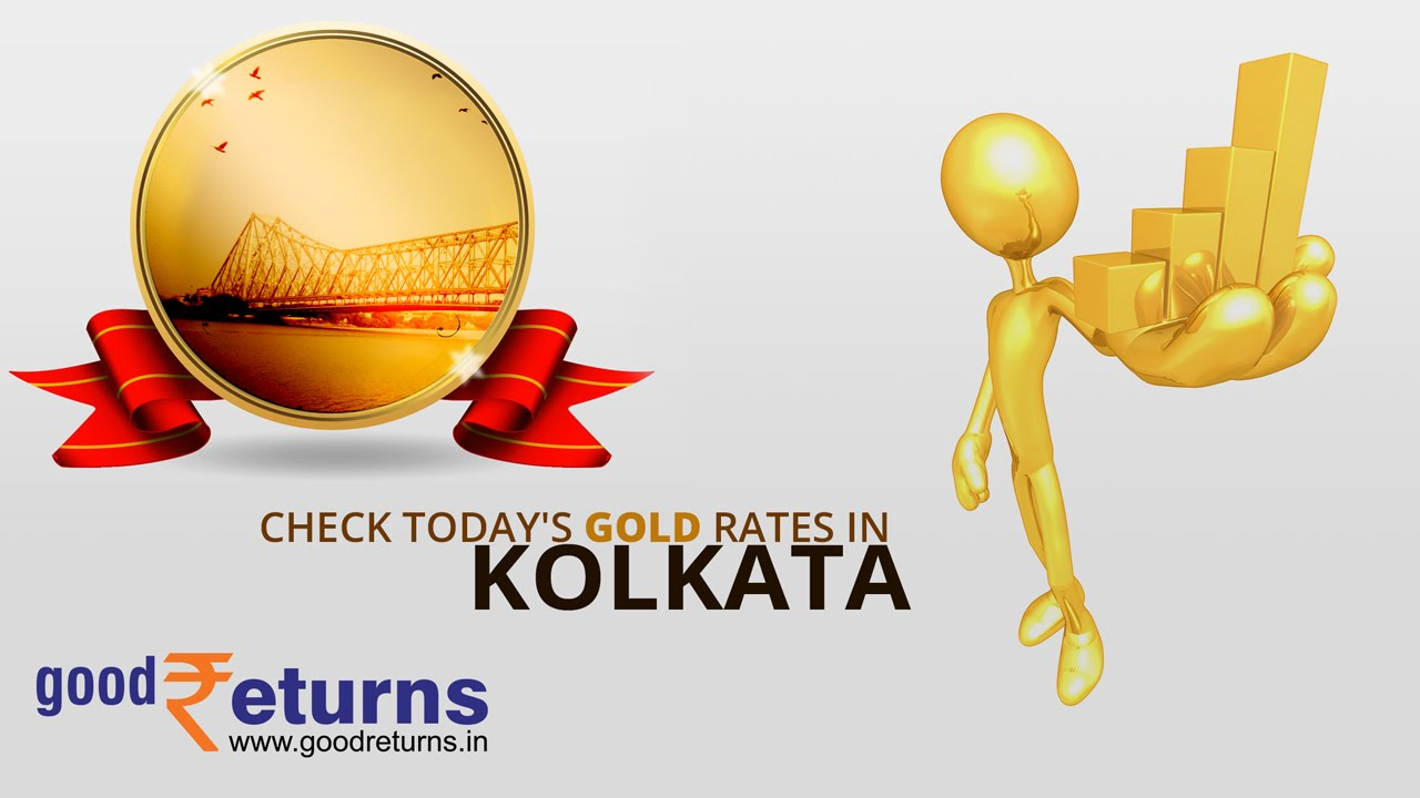 Todays Gold Rate in Kolkata, 22 & 24 Carat Gold Price on 13th Aug