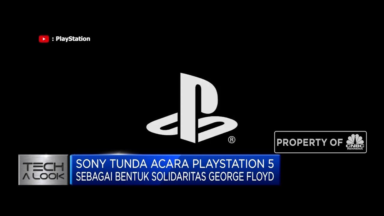 Sony Tunda Peluncuran PS 5 sebagai Aksi Solidarita