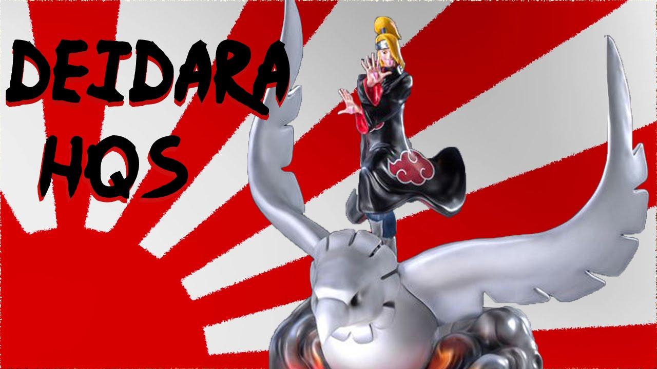 Deidara Art Of Bang Hqs Naruto Tsume Review By Madara Uchiha