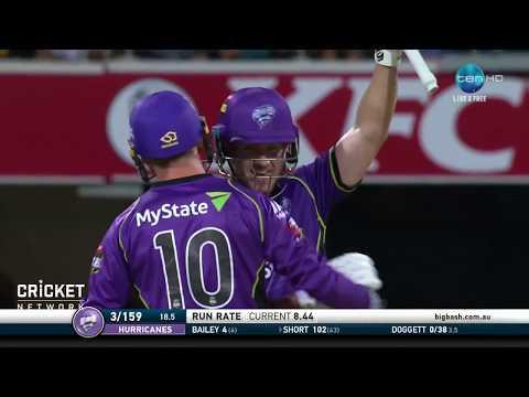 Brisbane Heat v Hobart Hurricanes, BBL|07