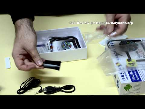 E-BODA Essential A200 Unboxing