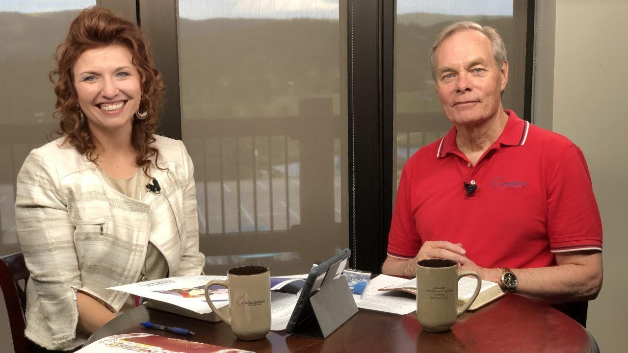 Download Andrew's Live Bible Study: God Never Leaves Nor Forsakes Us - Andrew Wommack - August 6, 2019