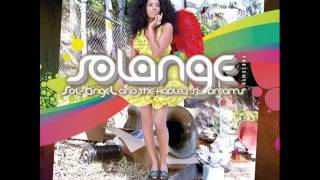 Solange - I Decided -- HQ Audio -- LYRICS