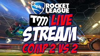 ROAD TO RUIN!! - Rocket League 2 vs 2 Competitive LIVE Stream w/TommyT999